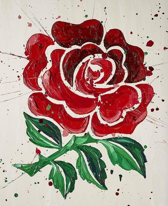 English Rose by Paul Oz