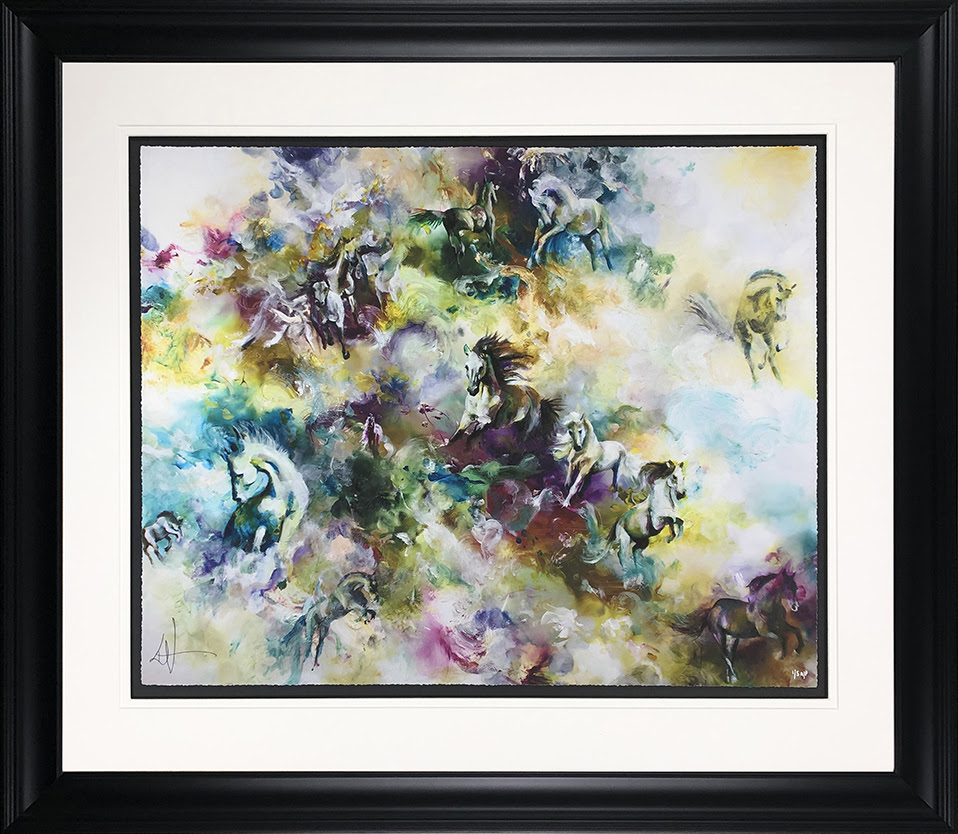 Essence - In Black - Framed by Katy Jade Dobson
