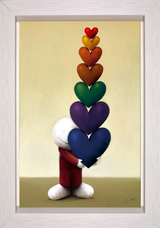 Every Kind Of Love - Framed by Doug Hyde