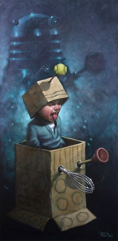 Exterminate by Craig Davison