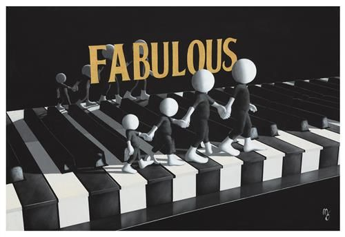 Fabulous - 3D High Gloss - Board Only