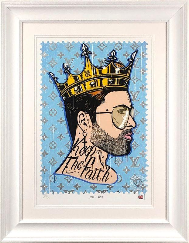 Faith - Original - Framed by JJ Adams