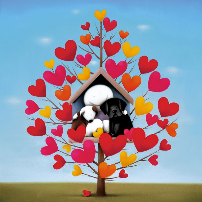 Family Tree - Picture by Doug Hyde