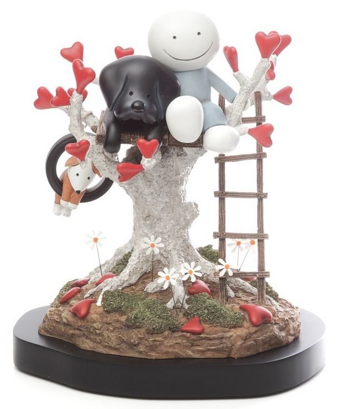 Family Tree - Sculpture by Doug Hyde