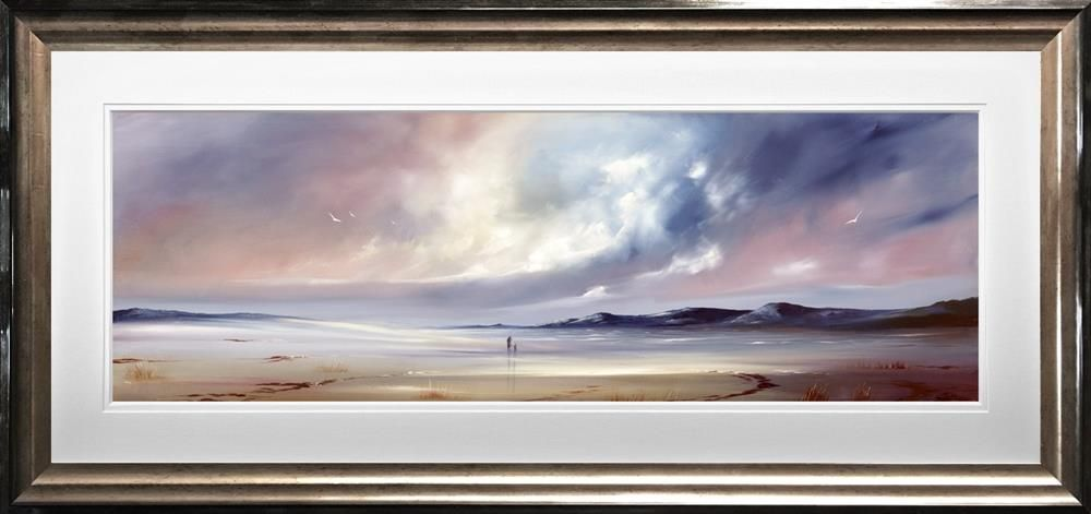 Father And Son - Framed by Ben Jeffery