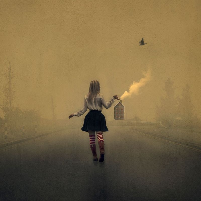 Finding Her Way Home by Michelle Mackie