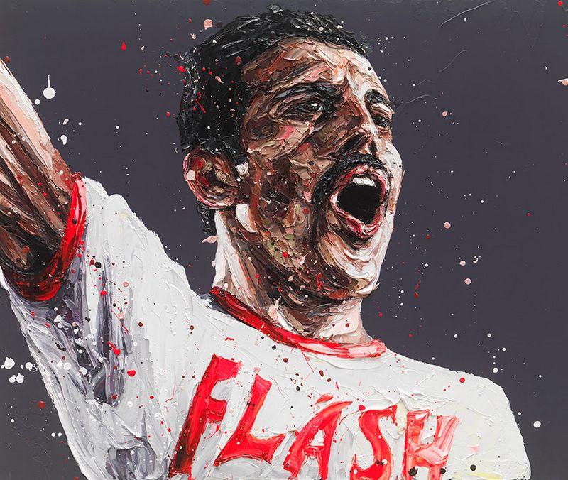 Flash by Paul Oz