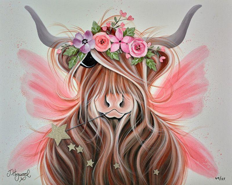 Flower Fairy by Jennifer Hogwood