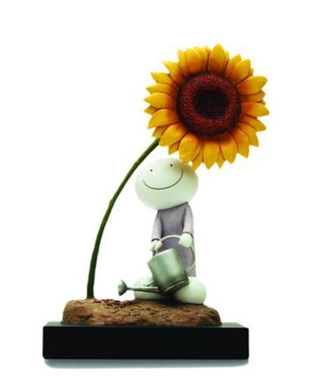 Flower Power - Sculpture  by Doug Hyde