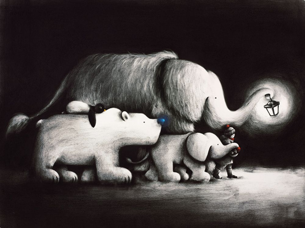 Follow Your Dreams by Doug Hyde