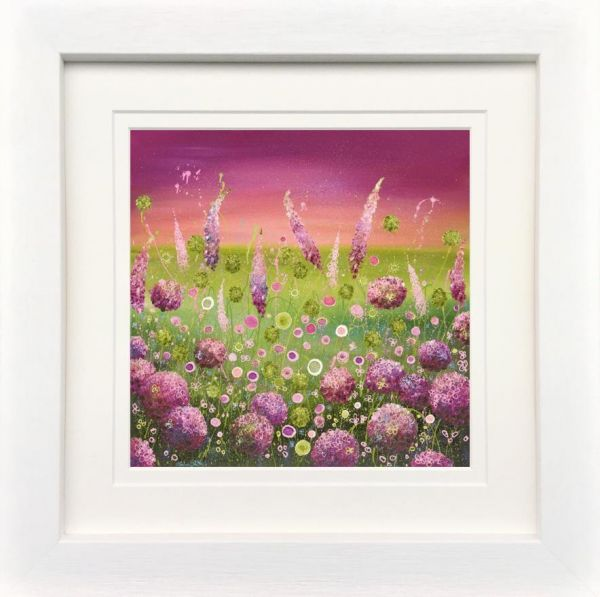Fragile Passion - Framed by Leanne Christie