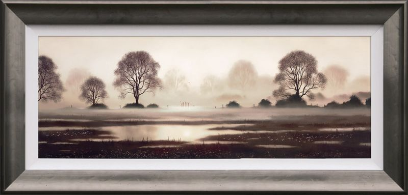 Freetime - Framed by John Waterhouse