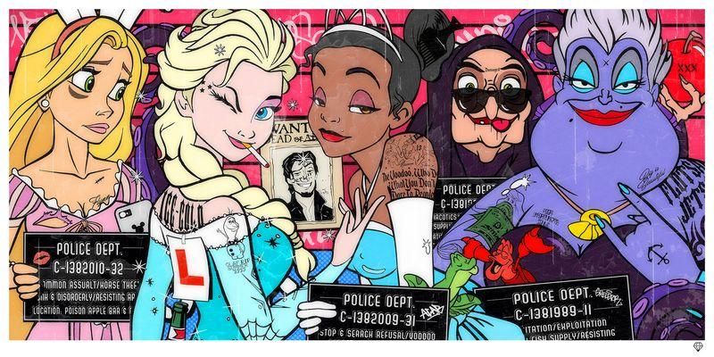 Girls Night Out (Dirty Disney V) by JJ Adams