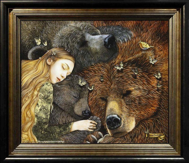 Goldilocks And The Three Bears by Kerry Darlington