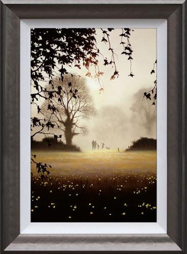 Good Life - Framed by John Waterhouse