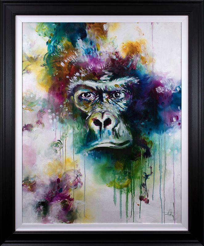 Gorilla 2019 - Framed by Katy Jade Dobson