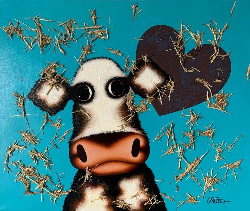 Hay Little Moo by Caroline Shotton