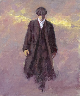 Heaven Can Wait - Print Only by Alexander Millar