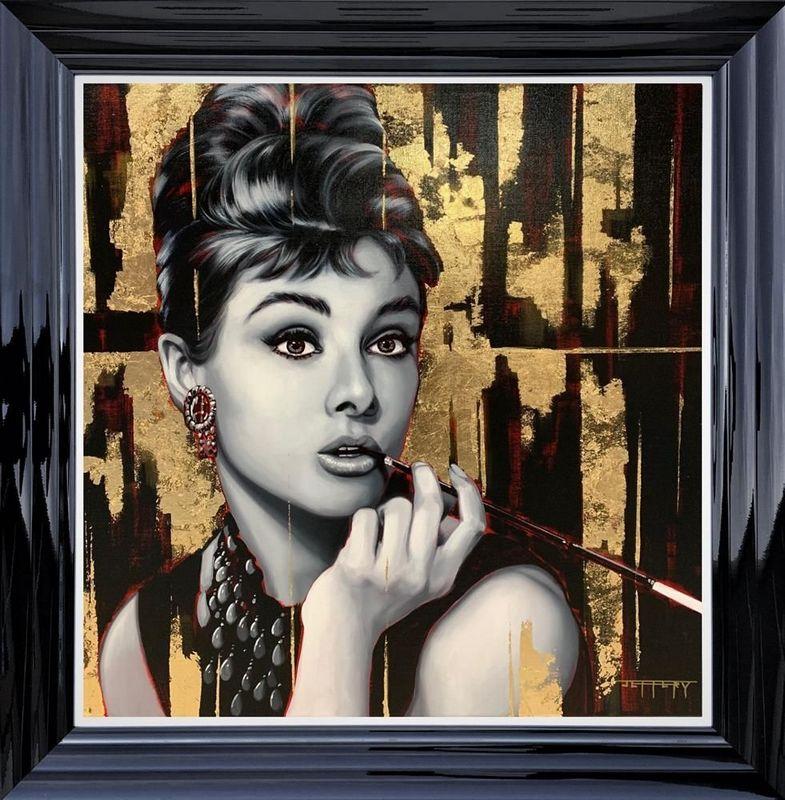 Hepburn - Framed by Ben Jeffery