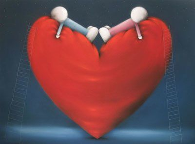 High On Love - Mounted by Doug Hyde