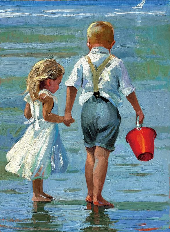 Hold On Tight  by Sherree Valentine Daines