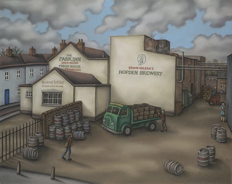 Holdens Brewery