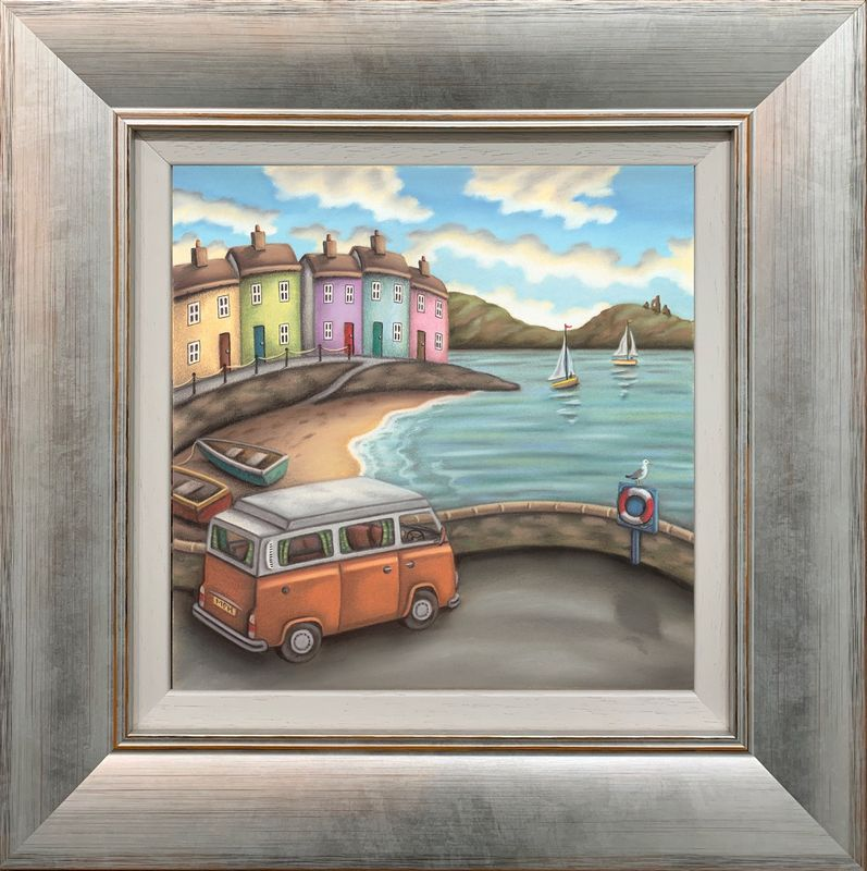 Holiday Time - Framed by Paul Horton