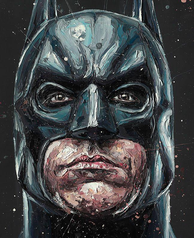 I Am Vengeance (Batman) by Paul Oz