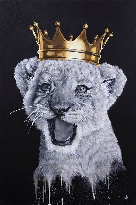 I Just Can't Wait To Be King by Dean Martin *Mad Artist