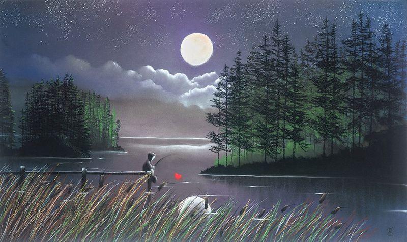 I'll Catch You the Moon by Mackenzie Thorpe