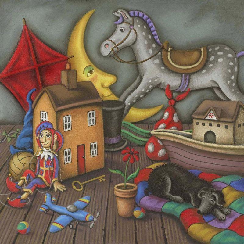Imaginarium by Paul Horton