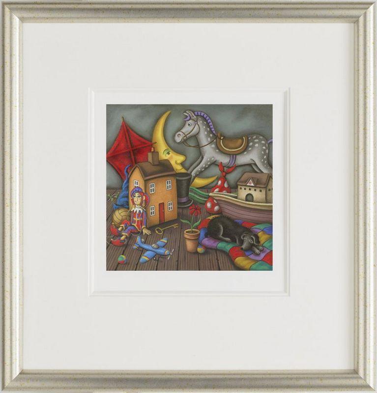Imaginarium - Framed by Paul Horton