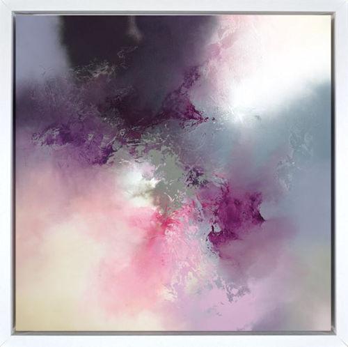 Infinite Dreamscape - Framed Box Canvas by Simon Kenny