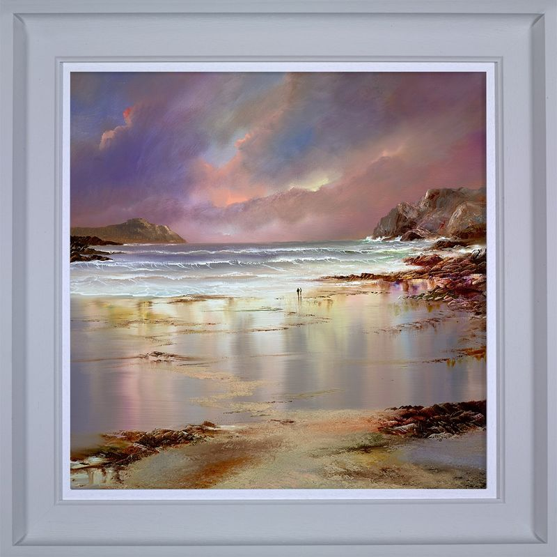 Infinite Skies - Framed by Philip Gray