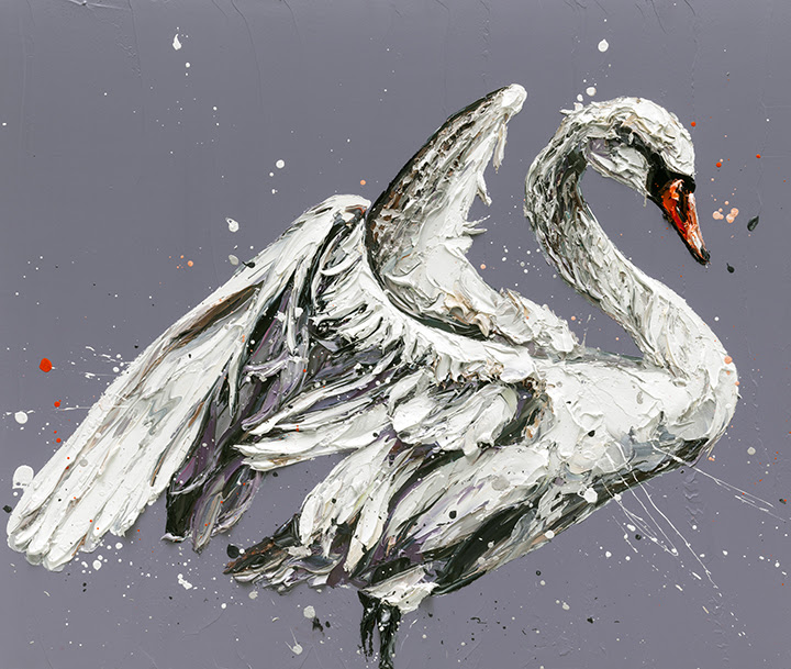 John The Swan by Paul Oz