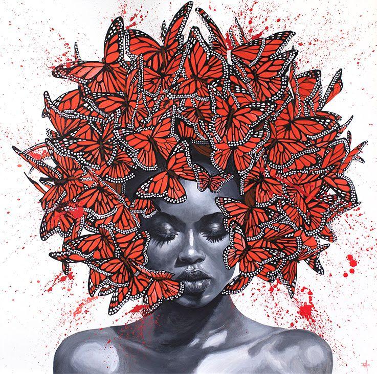 Kaleidoscope by Dean Martin *Mad Artist