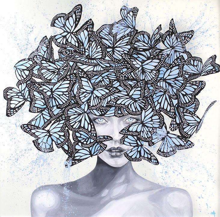 Kaleidoscope Eyes by Dean Martin *Mad Artist