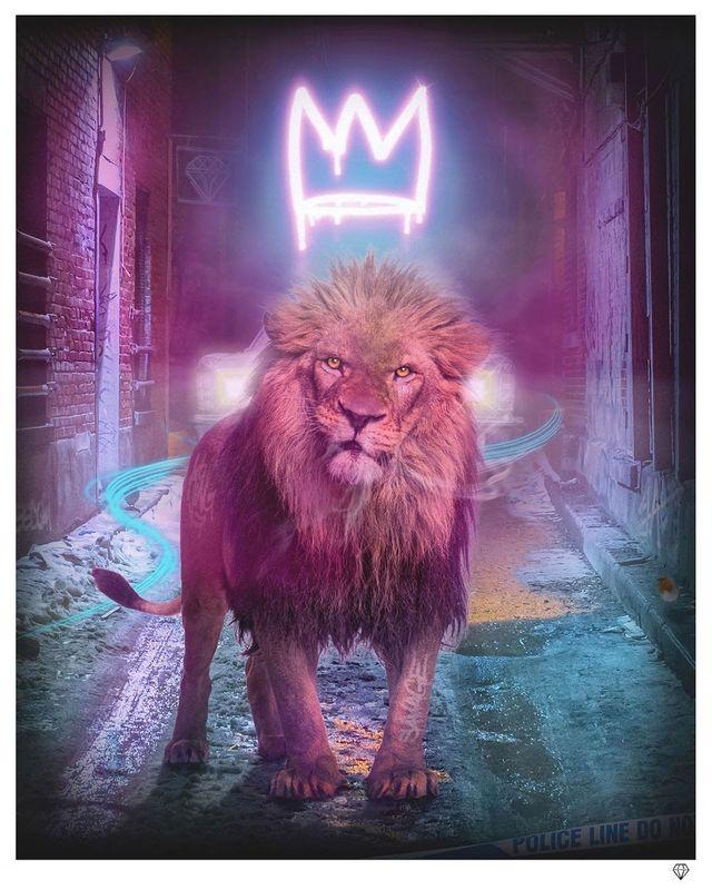 King Of The Urban Jungle by JJ Adams