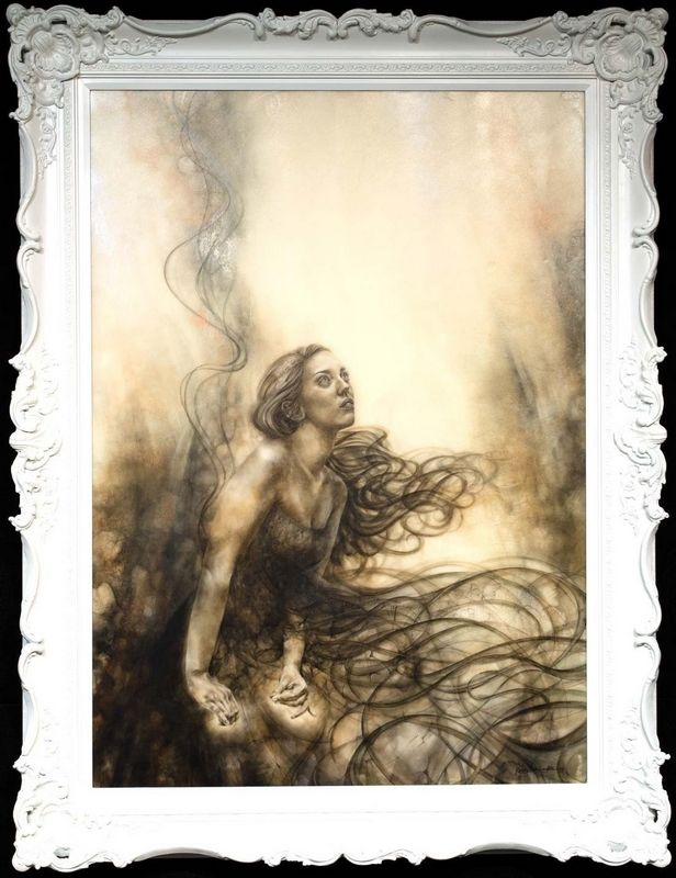Lady Of Shalott - XL by Kerry Darlington