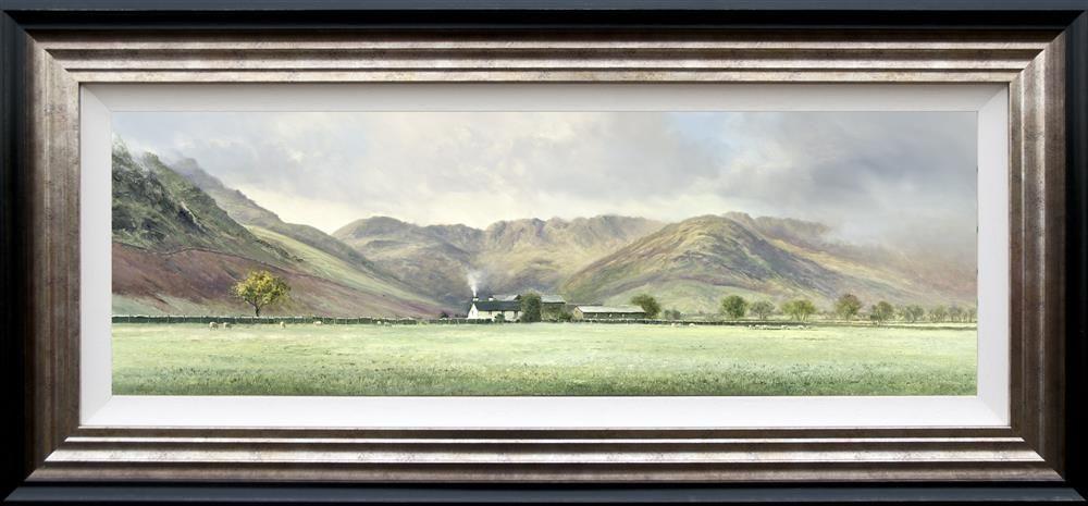 Lake District Farmhouse - Framed by Duncan Palmer