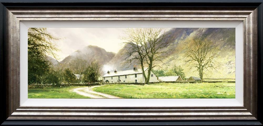 Lakeland Walk - Framed by Duncan Palmer