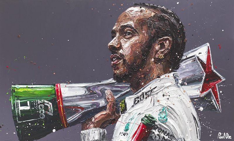 Lewis 1000 by Paul Oz