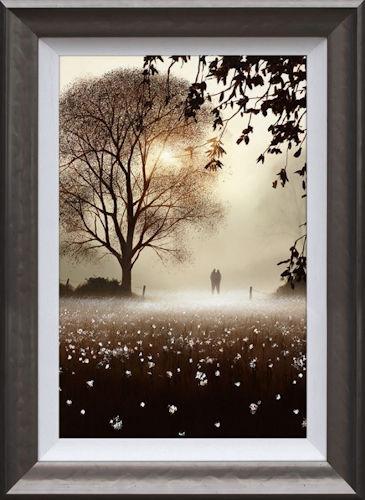 Life Is Sweet - Framed by John Waterhouse