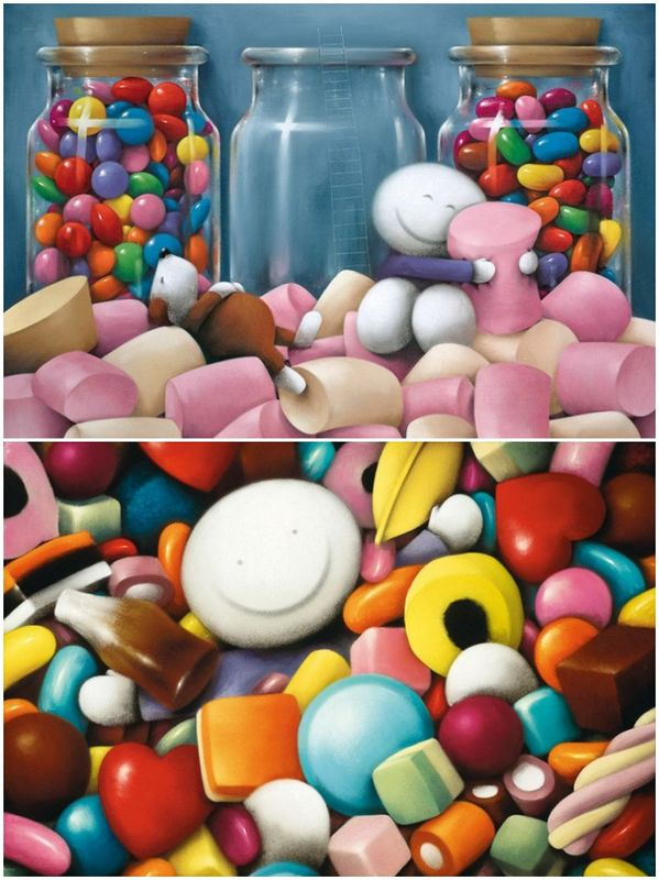 Life Is Sweet & Pick Me - Set by Doug Hyde