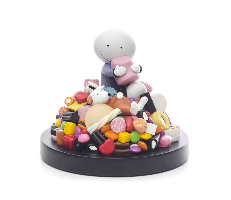 Life Is Sweet - Sculpture  by Doug Hyde
