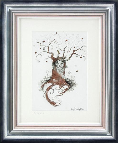 Little Tree Spirit Sketch