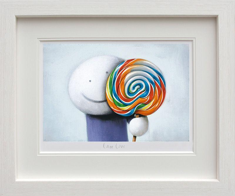 Lollipop, Lollipop - Framed