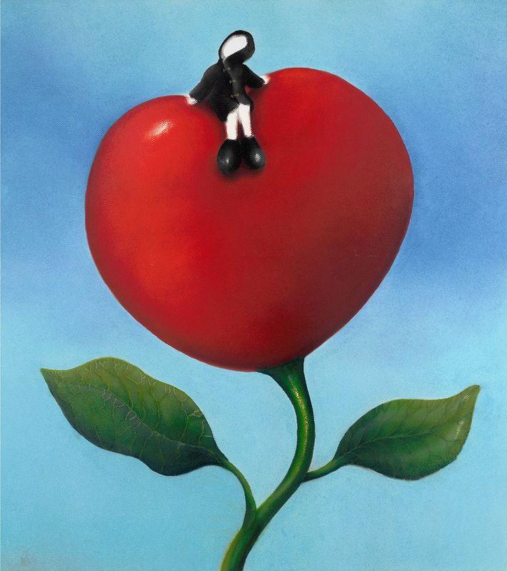 Love And Life by Mackenzie Thorpe