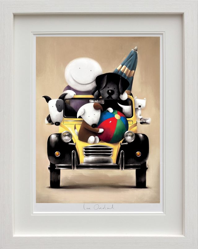 Love Overload - Framed by Doug Hyde
