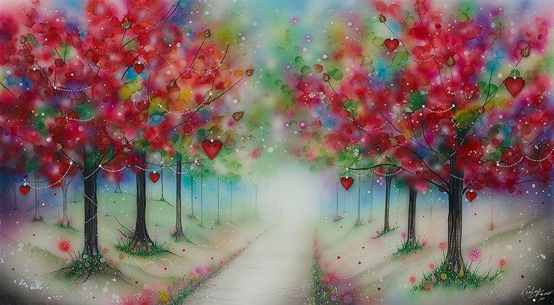 Love Will Lead The Way by Kealey Farmer